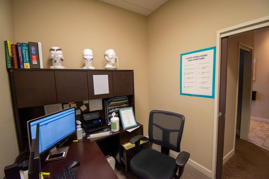 peak sleep clinic crowfoot calgary doctors office